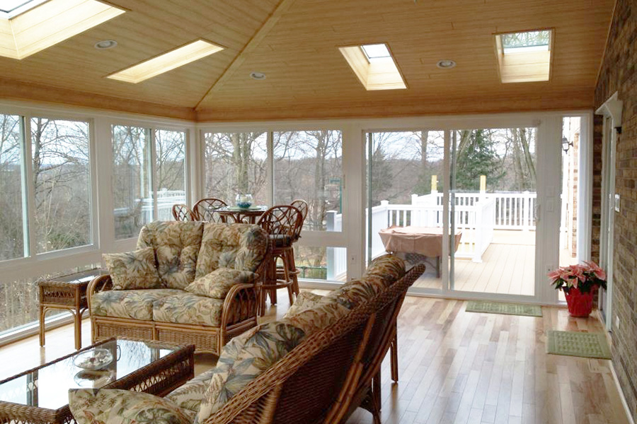 sunroom installations in Galion, OH